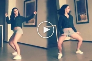 Go, go, girl! Yassi Pressman dances to 'Versace on the Floor' and she's extremely sizzling!