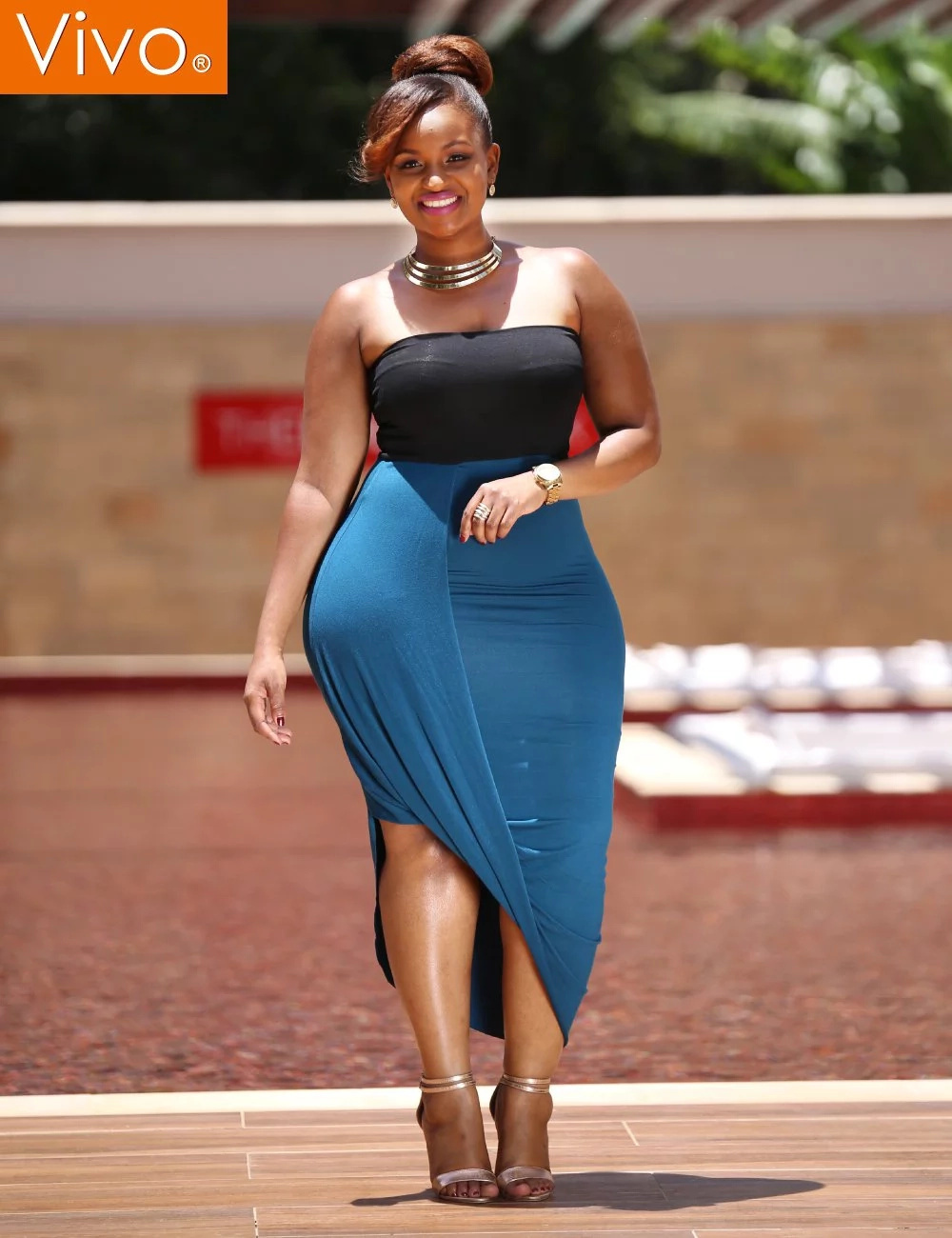 9 times when Grace Msalame really turned heads (Photos)