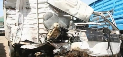8 People Die In A Road Accident At Sagana-Karatina Road, Kirinyanga