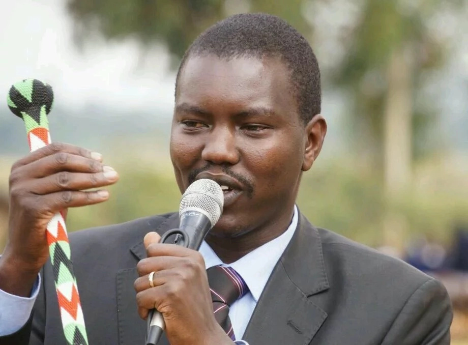 Jubilee governor BADLY trolled after making this remark about youth