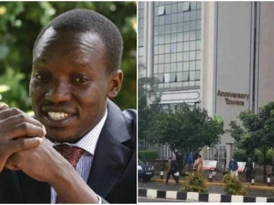 NASA politician brings everything to a standstill at IEBC offices