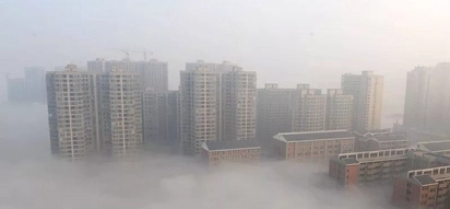 Killing us softly! Pollution in China worsens as 60 cities experience heavy smog