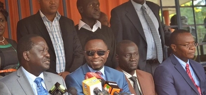 JUST IN: Ababu Namwamba at meeting set to determine his ODM fate