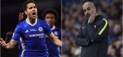 Chelsea star Cesc Fabregas sends fiery warning to league leaders Man City as title race shapes up
