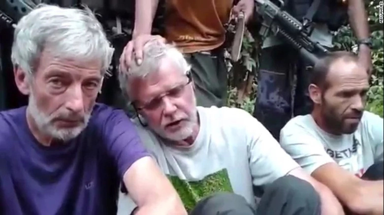 Abu Sayyaf, all set to kill hostages