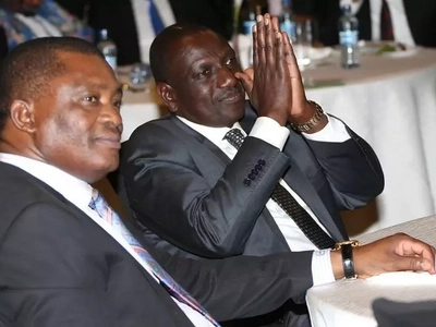 The CORD strongholds where DP Ruto yet again dished out KSh18M in just two days