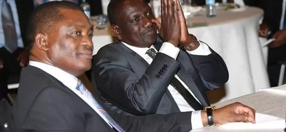 Doctor narrates how DP Ruto came to his rescue