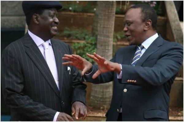 Here is what Uhuru, Raila and co. must wear while attending the presidntial debate