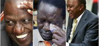 Governor punished by IEBC for using Raila's image