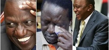 """Ziara ya Raila Murang'a yalakiwa na kulazimishiwa """"mashairi"""" ya Jubilee"""