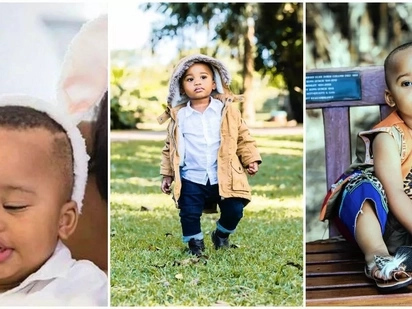 Trendsetter! This 18-month-old boy is so cool he's got 27,000 followers on Instagram