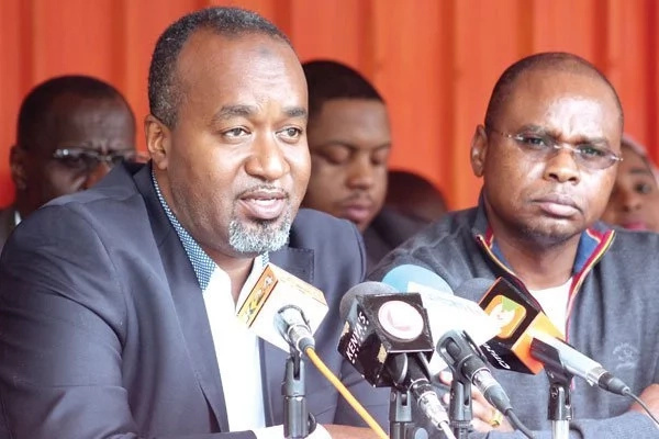 Joho, Kingi announcement hints at possible split in NASA ahead of 2022