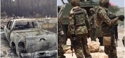 Wanajeshi kadhaa wa KDF wahofiwa KUFARIKI baada ya shambulizi la al-Shabaab