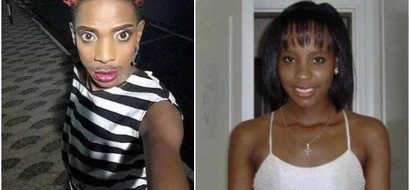 Eric Omondi is CRAZY, look what he did to Uhuru Kenyatta's daughter-in-law