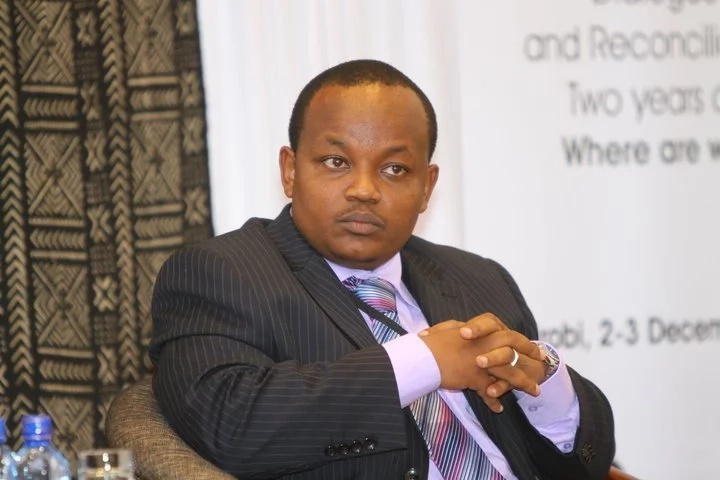 CJ Maraga is clearly pro-NASA - Nyeri Town MP Ngunjiri Wambugu