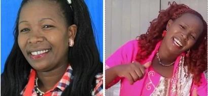 Kikuyu gospel singer under fire for exposing her undies to diginitaries at late Gachagua's burial
