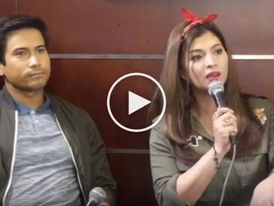 Sa ikabubuti ng Pinas: Superstar Angel Locsin supports Duterte's aggressive drug war