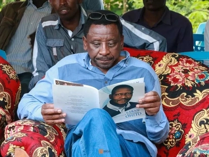 Kalonzo ,Musalia na Wetangula walimsaliti Raila hivyo basi hawastahili kutoa amri yoyote- Orengo