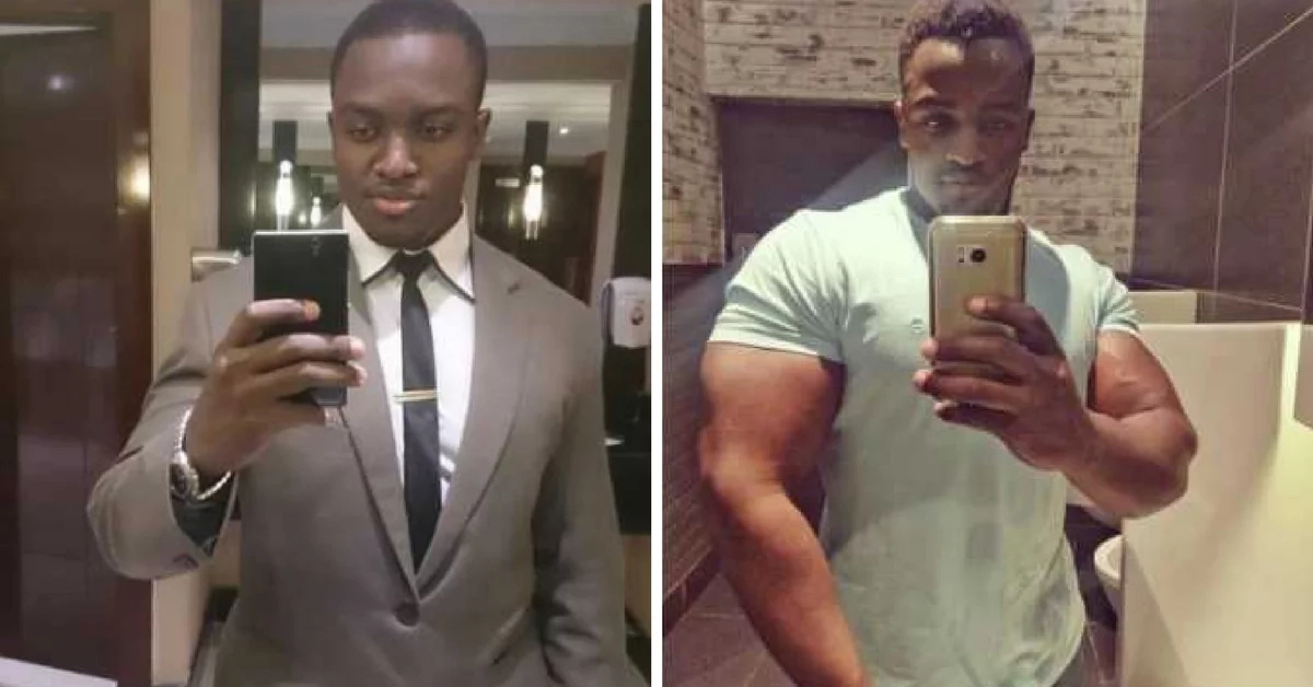 Meet Citizen TV's Waihiga Mwaura brother-in-law, he is too BIG!