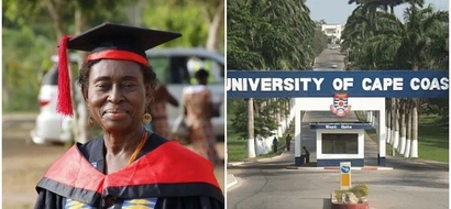 Never too old! Woman, 70, graduates with Master of Arts degree (photo)