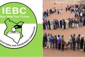 IEBC to hold a mock-election in June 2017, details
