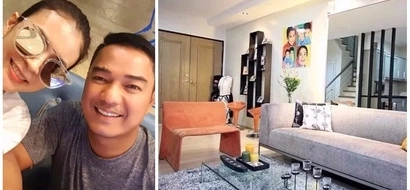 Home sweet home: Take a look at Ariel Rivera & Gelli de Belen's cozy & elegant family house in Quezon City!