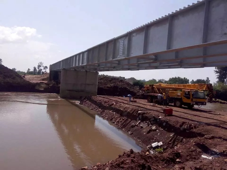 moses kuria on collapsed bridge