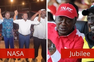 Big setback as Uhuru Kenyatta loses 600 party members to NASA