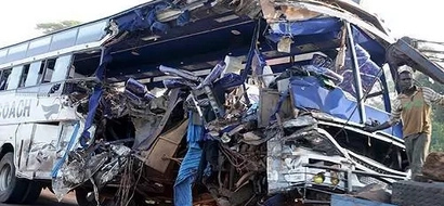 Five Killed, 50 Injured In Fatal Road Accident