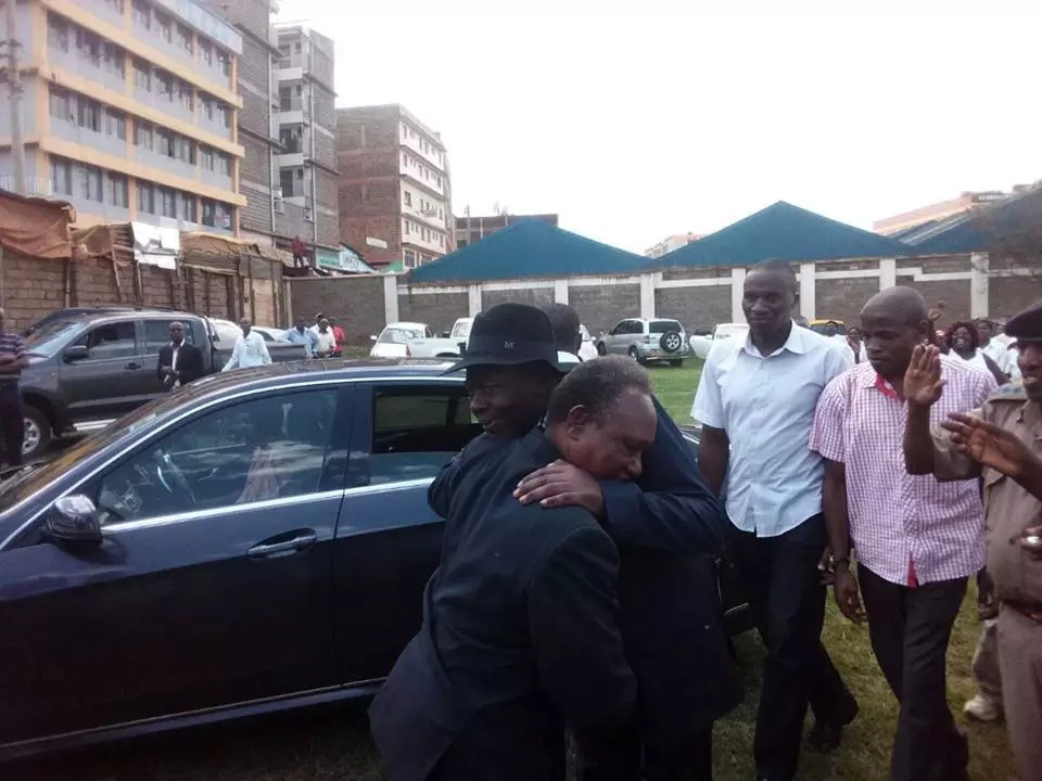 Photos: Governor Nderitu Gachagua jets back after treatment