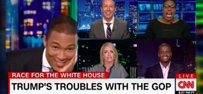 CNN Panel Laughs When Trump Backer Says No Evidence To Call Him Racist