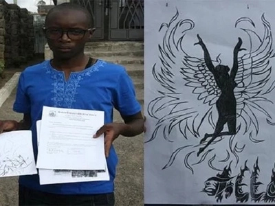 Nakuru school forced to re-admit student who drew 'DEMONIC' art