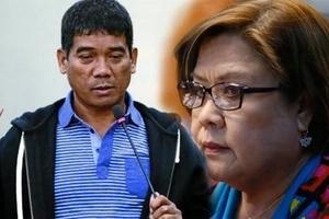 Walang mga respeto! Heartbroken De Lima condemns Congress for using Dayan to get back at her
