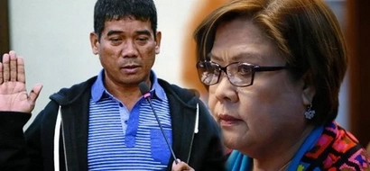 Walang mga respeto! Heartbroken De Lima condemns Congress for using Dayan to get back at her