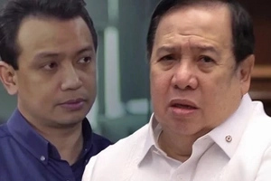 Gordon on Trillanes' 'garbage' remark: 'It takes one to know one'