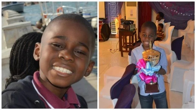 How my 10-year-old son defeated autism - Father shares incredible story (photos)