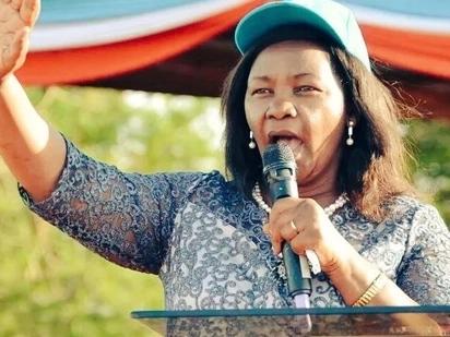 Utawawa wa Nyenze kuendelea Kitui Magharibi kupitia mkewe