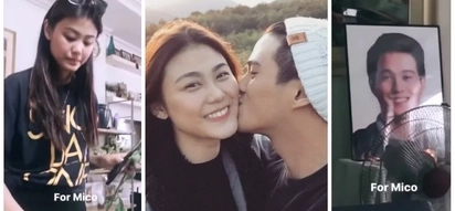 Wala pa ding sigla! Janica Nam Floresca's first video after Hashtags Franco's burial