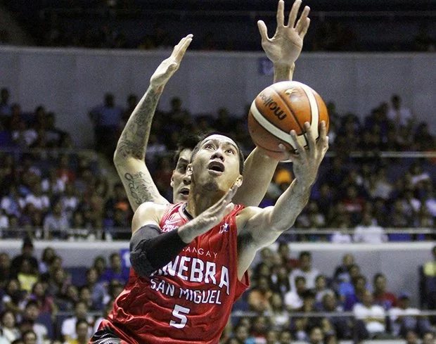 Ginebra Kings hacked game with 14-points lead