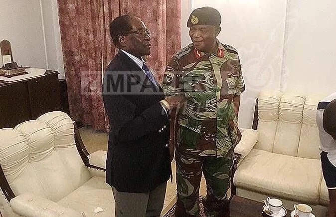 Mugabe ajitokeza kwa mara ya kwanza baada jeshi kuipindua serikali yake