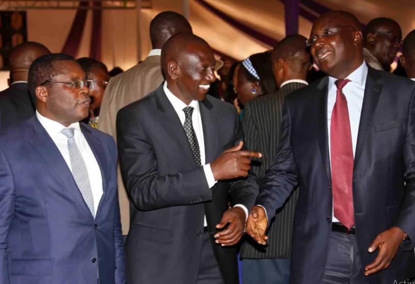 We are ready for talks - Ruto tells Raila