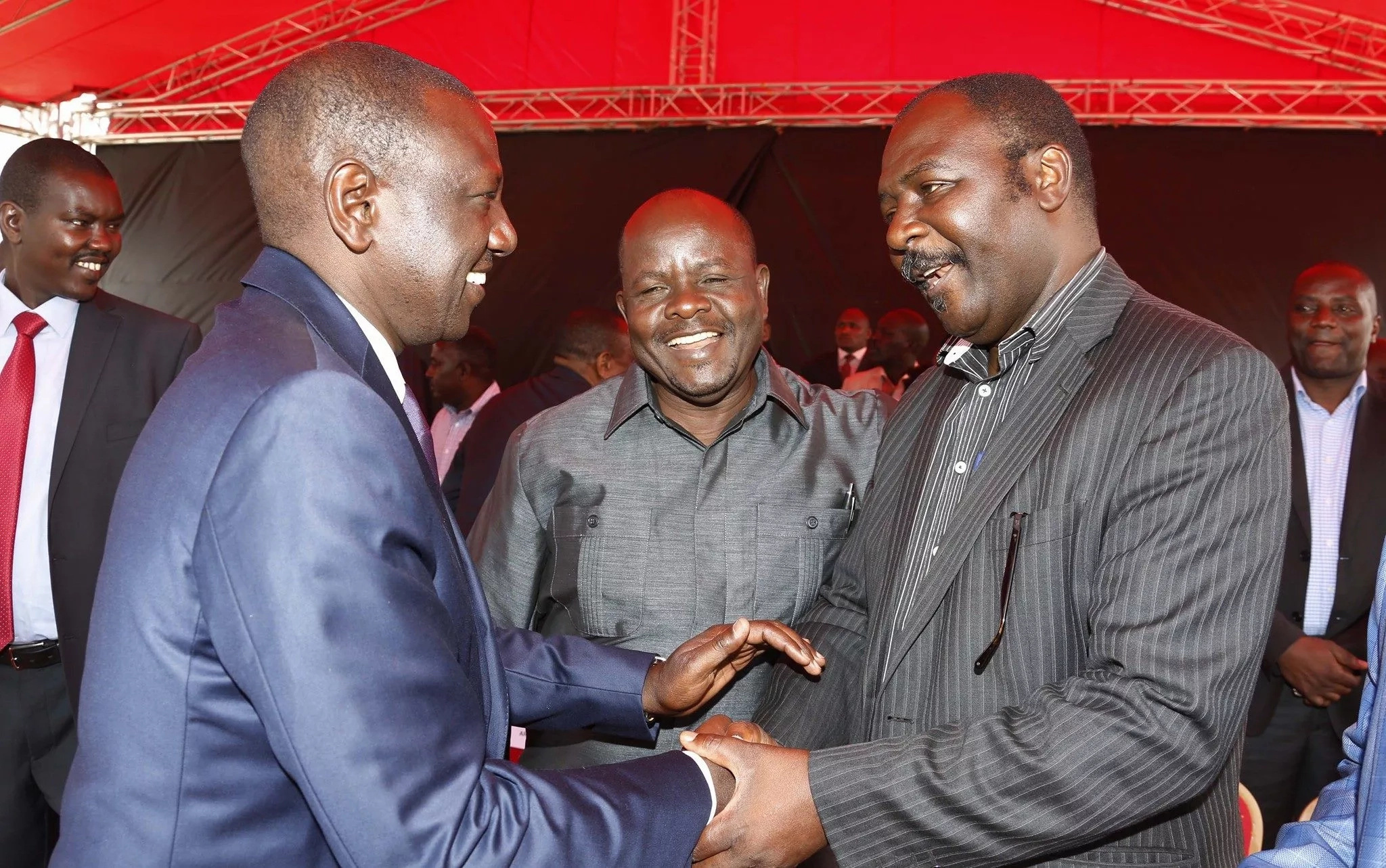 Respect the rule of law - DP William Ruto tells Kenyans