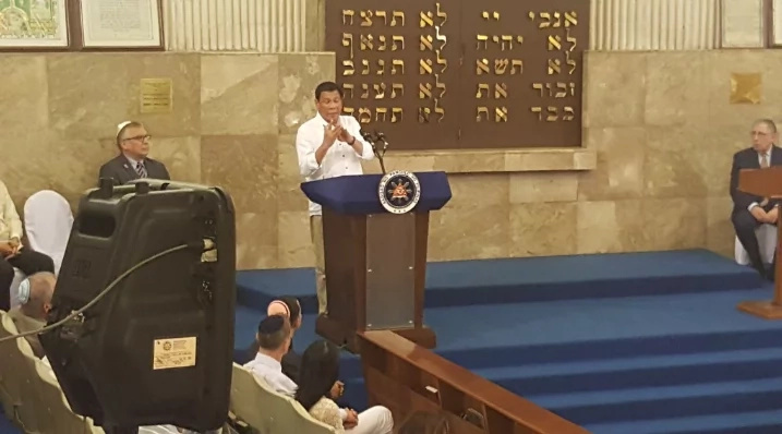 duterte-synagogue-twitter