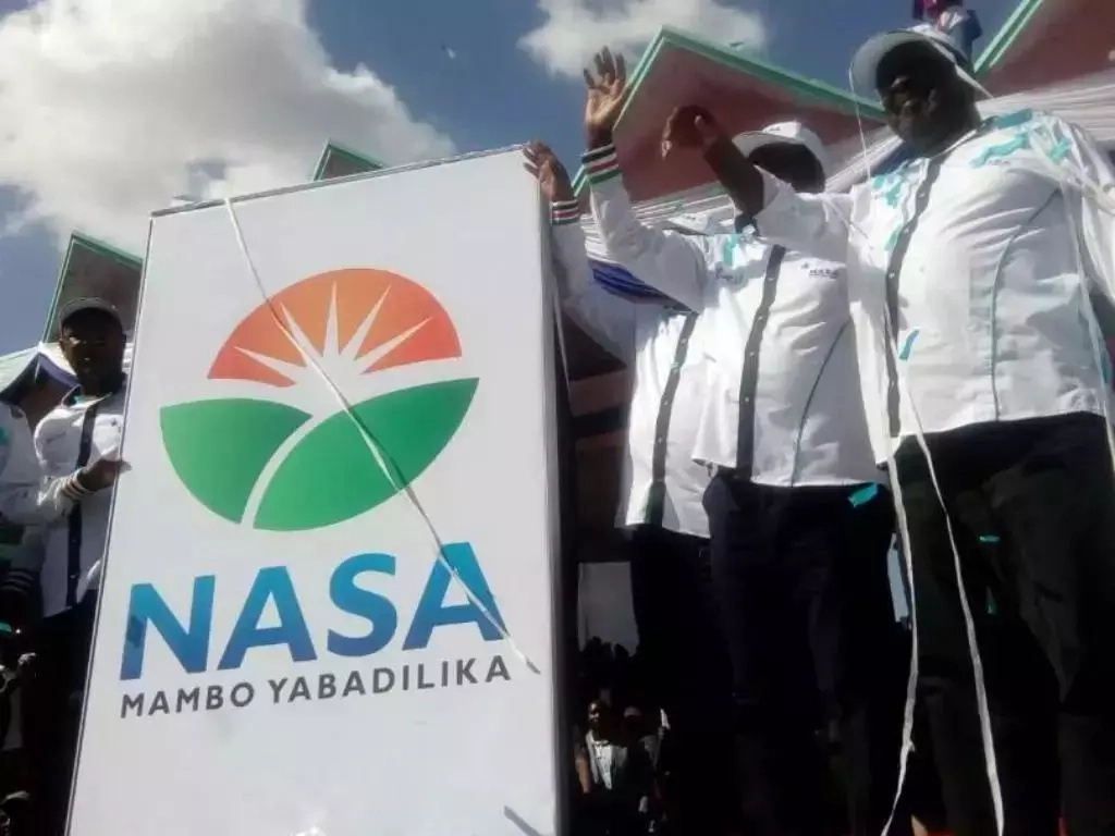NASA will not on the ballot in August- electoral body declares