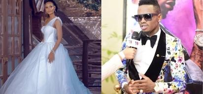 Diamond's mpango wa kando celebrates him in rare move days after launching brand new album