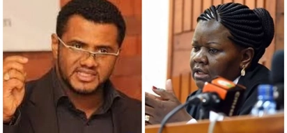 Ex-senator Hassan Omar accuses judge hearing his election petition of being biased