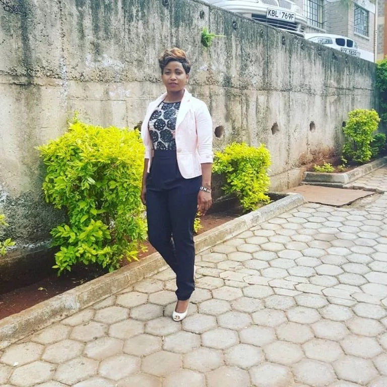 Damn! Ababu Namwamba changes her looks and you won't believe she's a mother of three (photos)