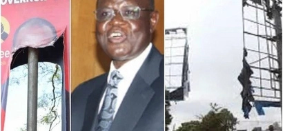 This is the POWERFUL PERSON allegedly paying goons to destroy KIRAITU MURUNGI campaign posters