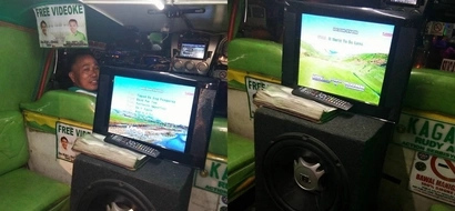 This netizen finally got to ride this jeep with free videoke and wants to share her awesome experience