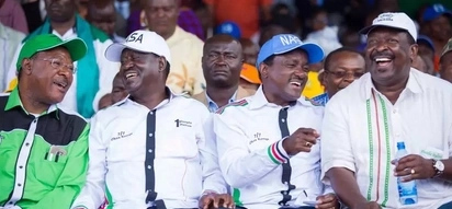 After Kalonzo, another NASA leader says Uhuru will win if he is not picked as the flag-bearer